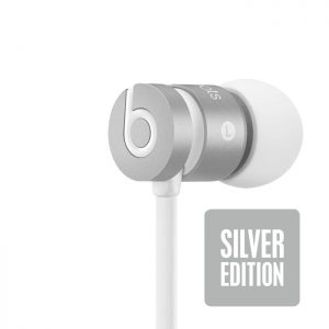 Dr. Dre urBeats silver edition