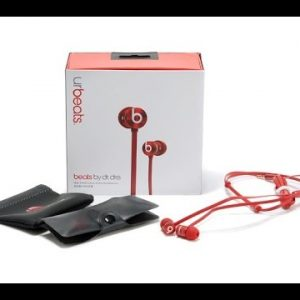 Dr. Dre urBeats special edition red