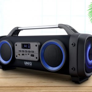 UNIQ Chant Bluetooth Speaker (Karaoke) - Zwart